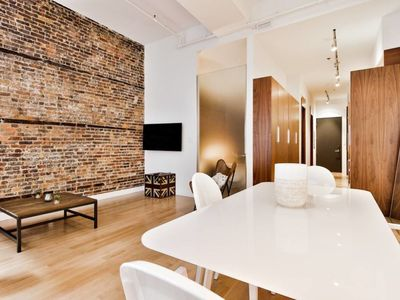 Photo for 1 Bedroom Loft on rue Notre-Dame