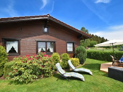 Photo for Gorgeous holiday home in Altenfeld Thuringia with parking