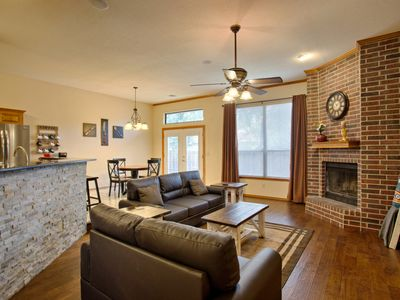 Photo for Space and lots of Comfort with 2,400 sq ft! Sleeps 11!