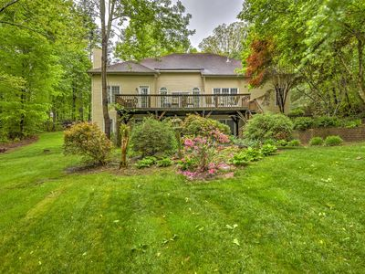 Photo for Sherrills Ford Home w/ Patio & Dock on Lake Norman