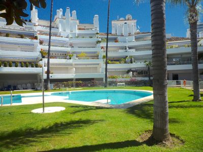 Photo for Apartment  in Marbella Rio Real/High speed internet for free!