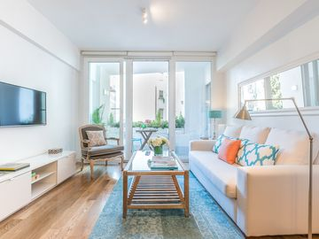 Comfortable 2-bedroom apartment in centre of Madrid