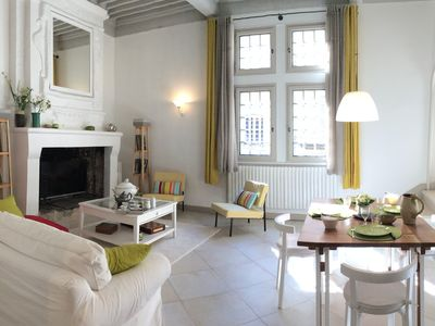 Photo for Character duplex in the heart of Uzes with garage