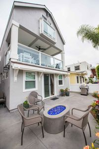 Newer N. Mission Beach home, Steps to the Ocean and bay, 150+ 5star reviews