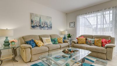 Photo for Windsor Palms Resort - Townhouse - Private Splash Pool - 15 Minutes to Disney