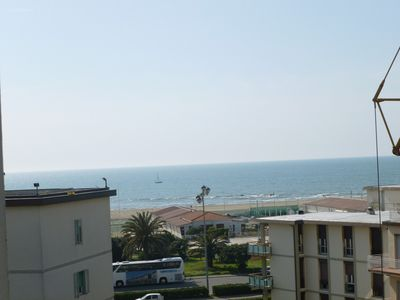 Photo for Seaview apartment with balcony