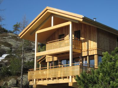 Photo for Peaceful Chalet in Turracherhöhe with Jacuzzi