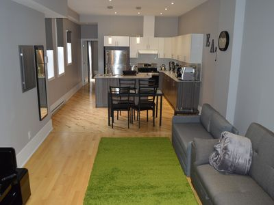 Photo for Le St-Denis - Huge 1 Bedroom apt in the Plateau Downtown!