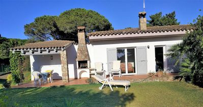 Photo for 2 bedroom Villa, sleeps 4 in Fornells de la Selva with Pool and WiFi