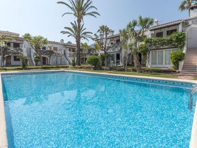 Photo for TROPIK - Chalet with shared pool in DENIA.