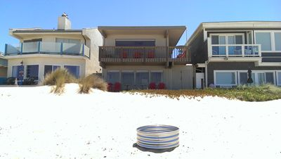 Photo for OCEANFRONT SLEEPS 8 -BOOK YOUR STAY - ALL FEE'S INCLUDED