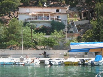 Photo for HOUSE LIGHT MEJEAN SEA NEARBY, Panoramic View, 8 / 9persons, terrace