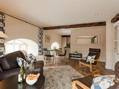 Photo for 9, ARCHES APARTMENT at the centre of BERWICK upon TWEED