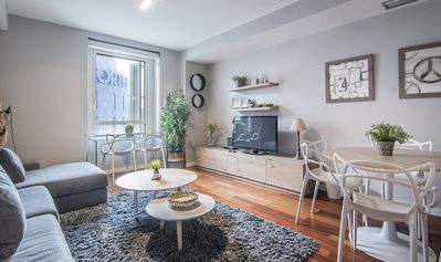 Photo for Modern apartment in the city center, ideal for small groups B251