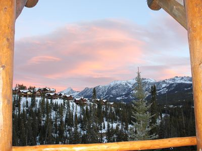 Photo for Truly Ski In/Ski Out Condo!  Spacious- Sleeps 11!  Great Mountain Views!