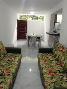 Photo for Beautiful 3 Bed Apartment in Sand in Caraguatatuba - Prainha
