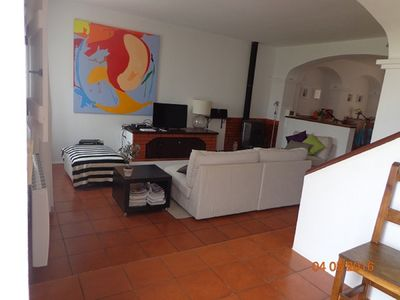 Photo for Villa Harmonia with Internet 150 meters from the sea beach