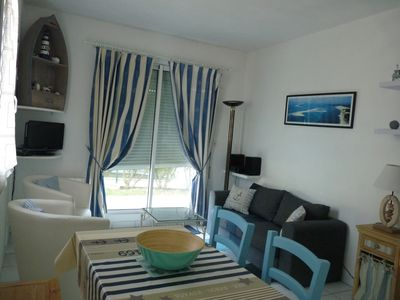 Photo for APARTMENT IN LUXURIOUS RESIDENCE WITH SWIMMING POOL NEAR BEACH