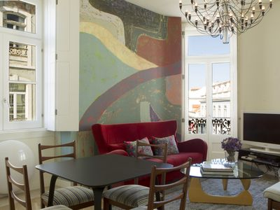 Photo for Fabulous Apartment in Principe Real, Lisbon 58378 / AL