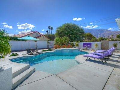 Photo for ENTERTAINERS DREAM BACKYARD WITH GORGEOUS MOUNTAIN VIEWS