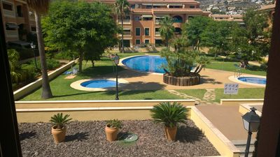 Photo for Javea beautiful apartment in a residential complex near Sea and Beach