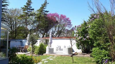 Photo for BEAUTIFUL HOUSE 4 STARS WITH BEAUTIFUL GARDEN CLOSED GARDEN A 400 M FROM THE SEA