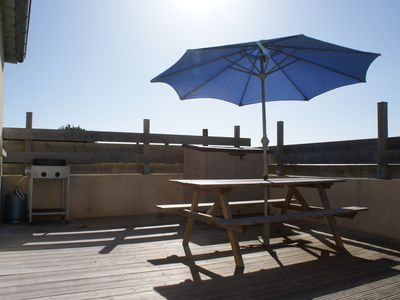 Photo for PLZ14: studio with terrace in front of sea