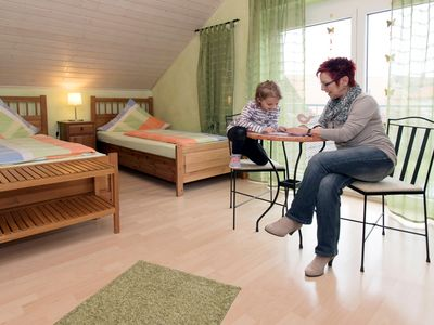 Photo for Shared rooms air conditioned 2-4 person - Gästehaus Hauser