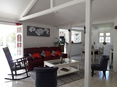 Photo for Beautiful Creole villa Weekly rental