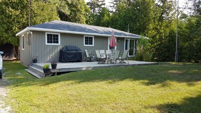 Photo for 3BR Cottage Vacation Rental in Oliphant, ON