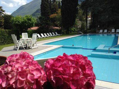 Photo for 1BR Apartment Vacation Rental in malcesine