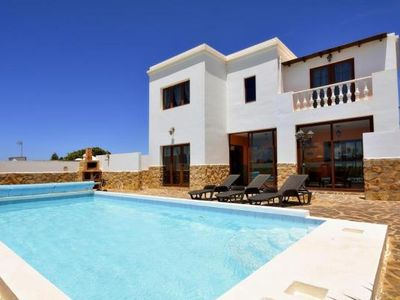 Photo for holiday home, El Cuchillo  in Lanzarote - 4 persons, 4 bedrooms