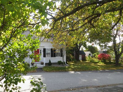 Photo for Blue Bay Cottage 2--In the heart of Maine's prettiest village, close to shops!