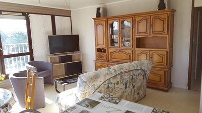 Photo for Bright apartment 5 minutes from the beach