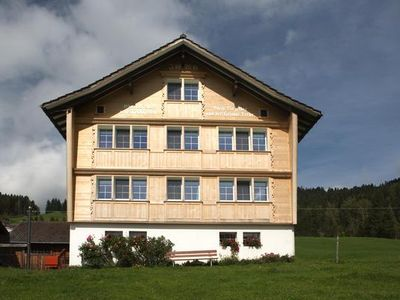 Photo for Apartment Appenzell for 1 - 7 people with 4 bedrooms - farmhouse