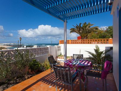 Photo for Farah, fantastic villa with sea view.
