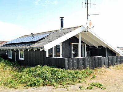 Photo for Modern holiday home in Hvide Sande with Dunes