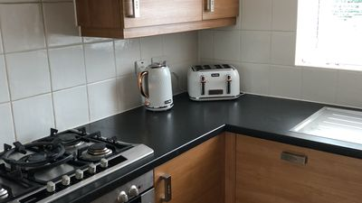 Photo for Close to science park and Stansted Airport , Large apartment sleeps up to 7