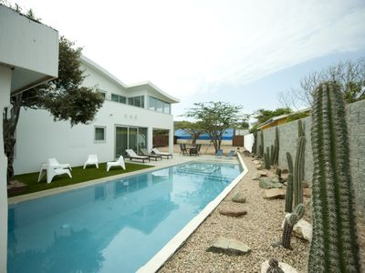 Photo for 4 bedroom Villa & private pool & child friendly & office