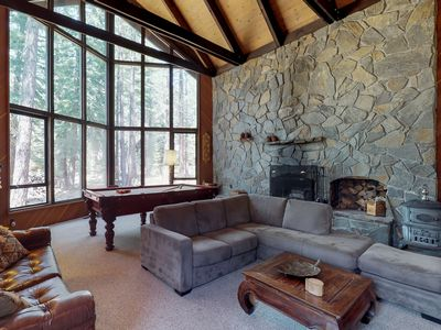 Photo for Family-friendly cabin w/ shared pool, hot tub, & tennis - near golf & skiing
