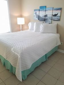Photo for 2 Bedroom 1 Bath Apartment One Block from the Garden City Pier~Unit G1