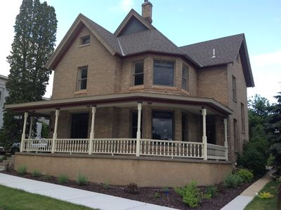 Photo for Vintage Victorian Home Near Eden Prairie And easy freeway access around Suburbs