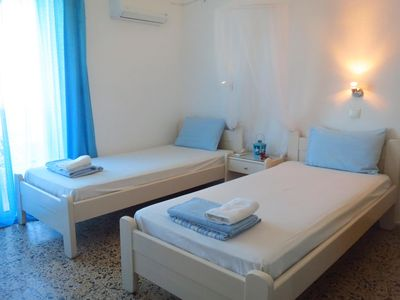 Photo for Holiday apartment Ialysos for 2 persons - Holiday apartment