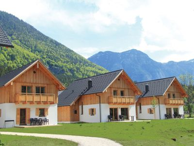 Photo for Chalet with indoor pool, spa and children's playground in the Village