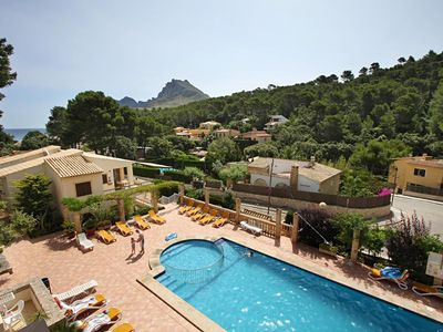 Photo for 2BR Apartment Vacation Rental in Cala Sant Vicenç, PM