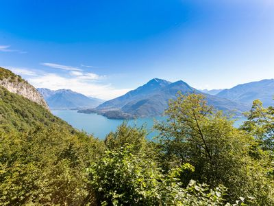 Photo for Chalet Chignolo lake view