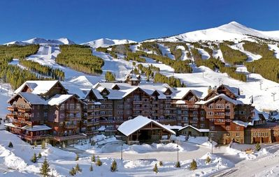 Photo for Breck's Top Luxury Resort. True Ski In/Ski Out. Ski Valet. Peak 8