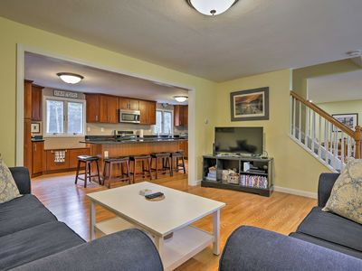 Photo for Spacious Falmouth Family Home, Mins to Waquoit Bay