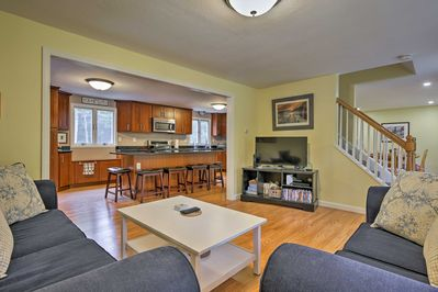 Take a trip to this East Falmouth vacation rental home!