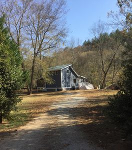 Photo for The Cabin on The Chestatee River  In The Beautiful North GA Mountains